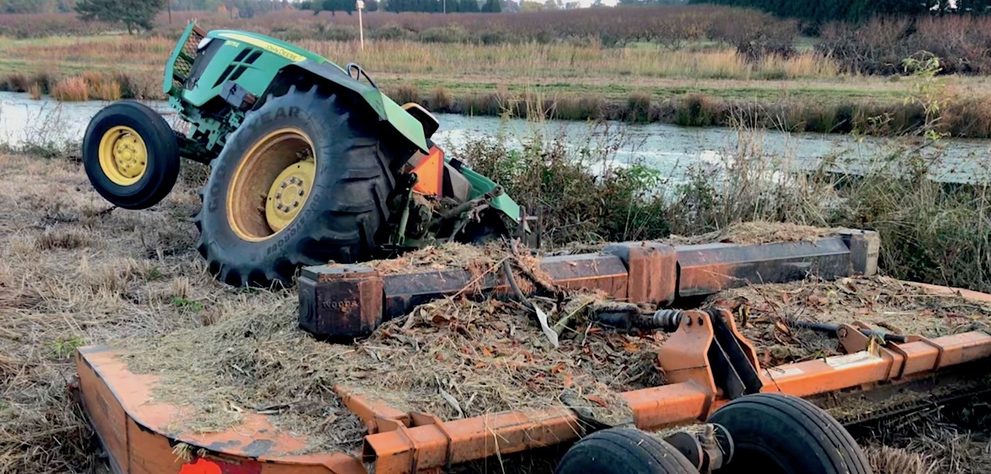 8 Tips to Get Your Tractor Unstuck This Spring | Grand View Outdoors