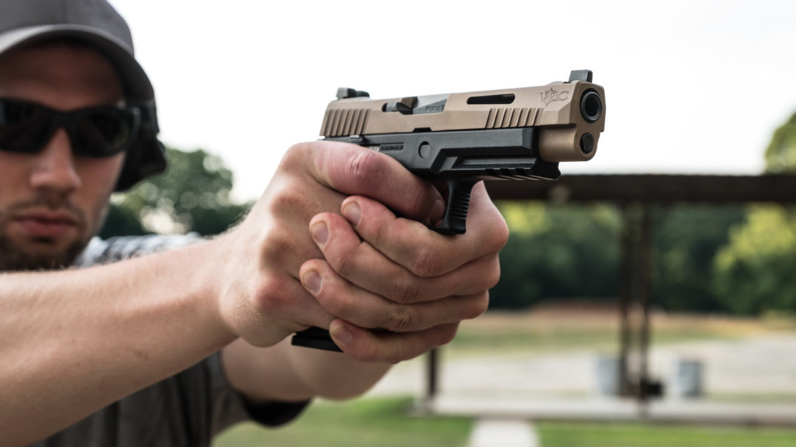 The many faces of the SIG P320 pistol | Grand View Outdoors