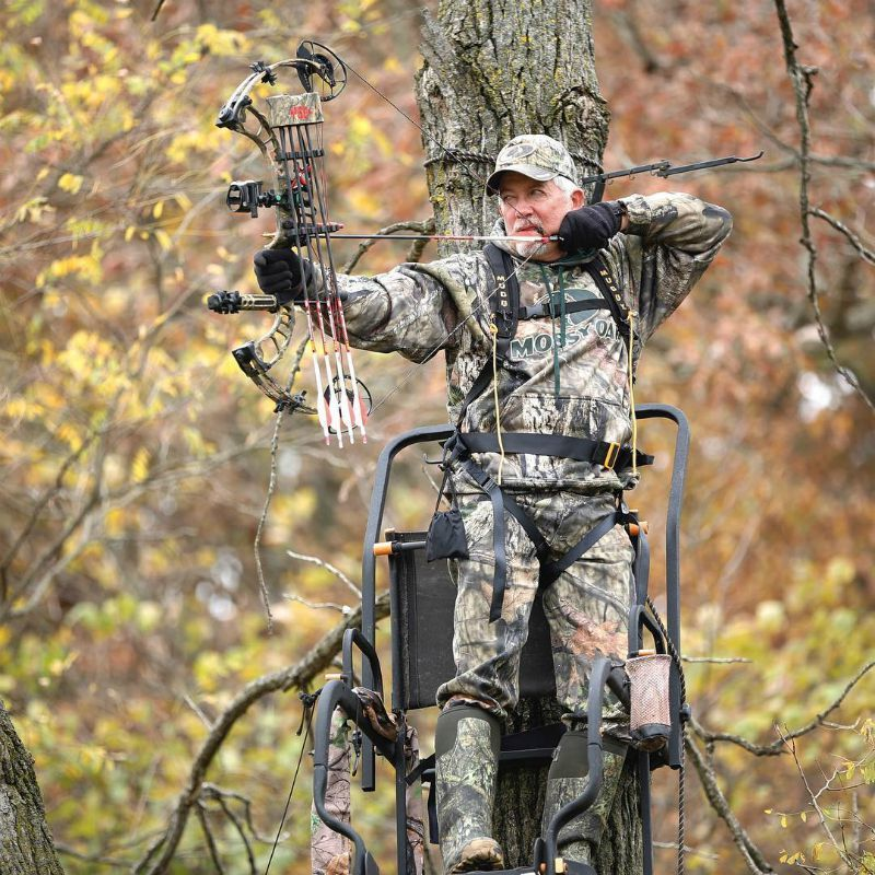 Why I Prefer Double Ladder Stands For Whitetail Grand