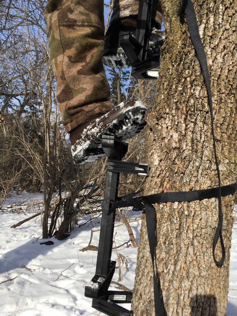 Review Stacked Outdoors Ladder Sticks Grand View Outdoors