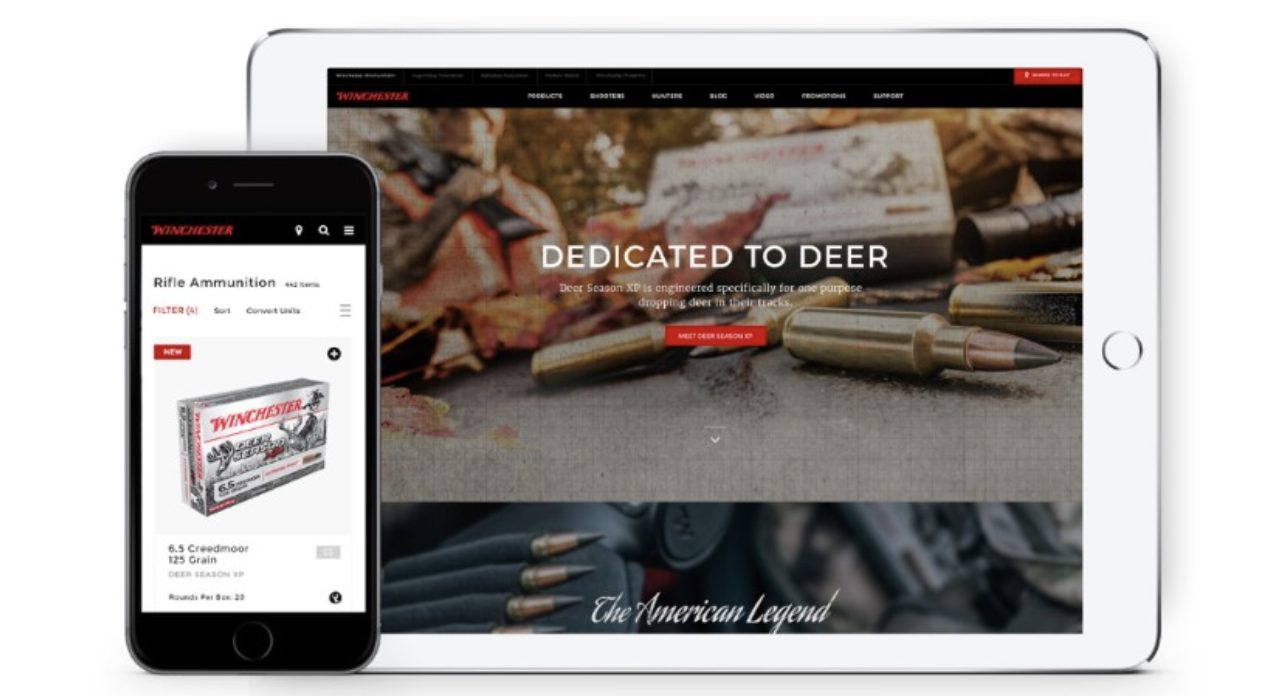 Winchester Launches New Site, Enhanced… | Grand View Outdoors