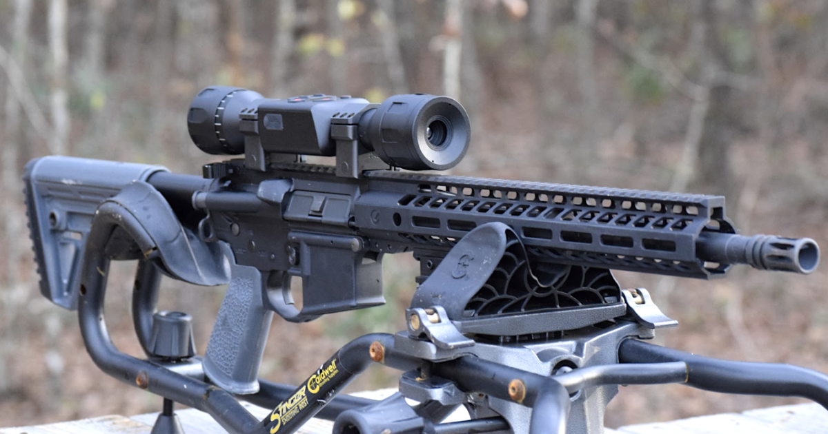 New for 2019: ATN ThOR LT Thermal Scope | Grand View Outdoors