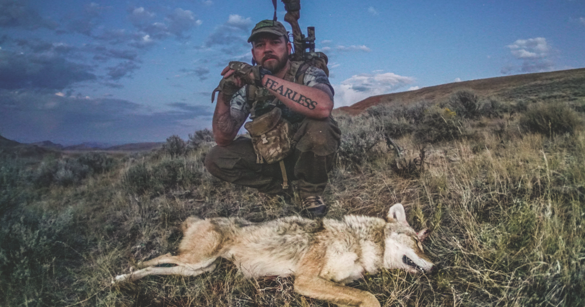 Proven Tips For Calling Call Shy Coyotes Grand View Outdoors