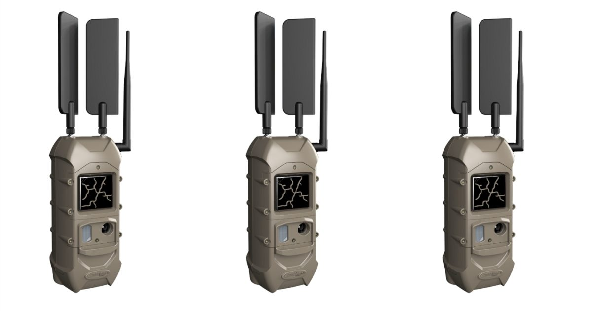 Cuddeback Dual Cell K and CuddeLink Gen 2 System | Grand View Outdoors