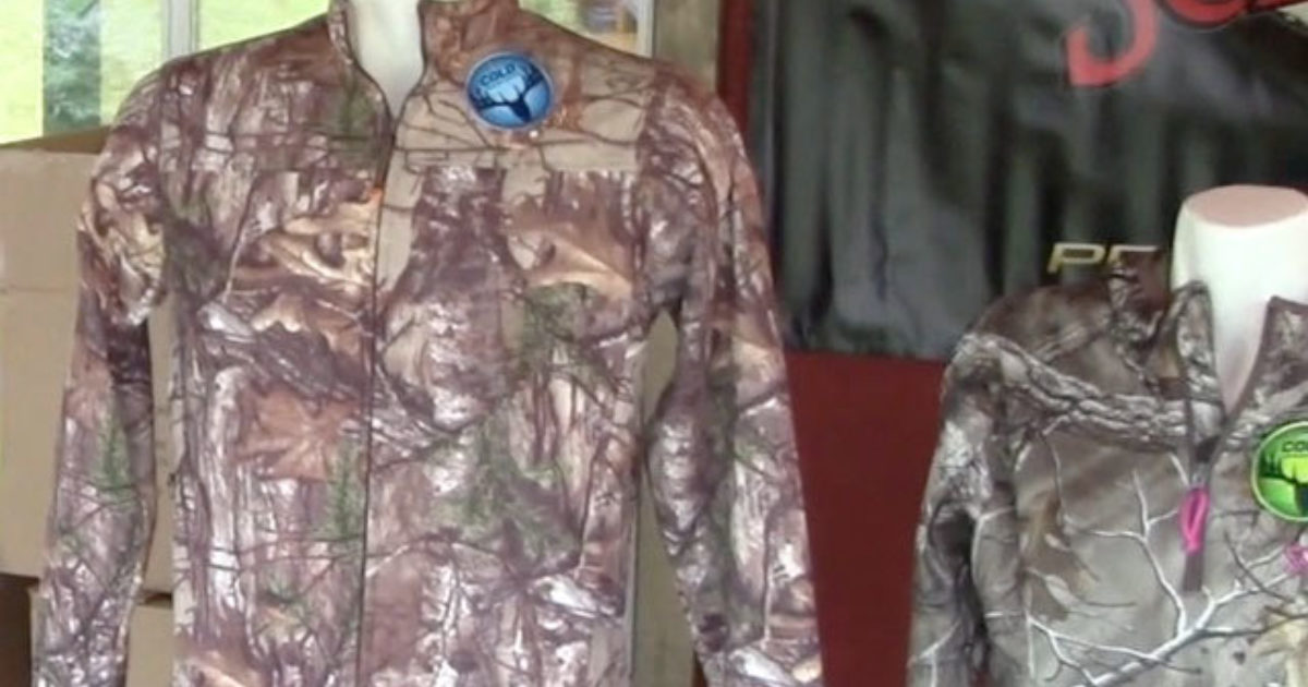 a1b542f1dd085 2014 Bowhunting Gear: Scent-Lok's Vortex Fleece | Grand View Outdoors