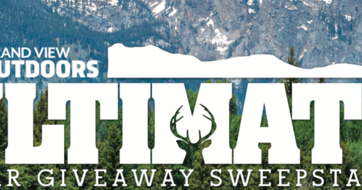 Ultimate Gear Giveaway: Enter Now! | Grand View Outdoors