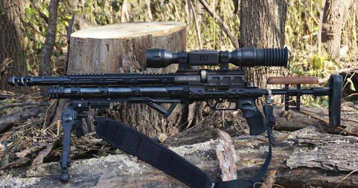 Best Airgun Rifles For Hunting Urban Predators Grand View Outdoors