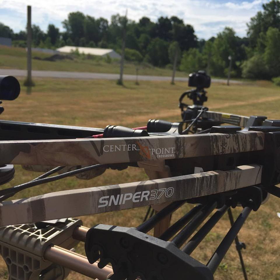 Crossbow Review: Crosman Centerpoint Sniper 370 | Grand View