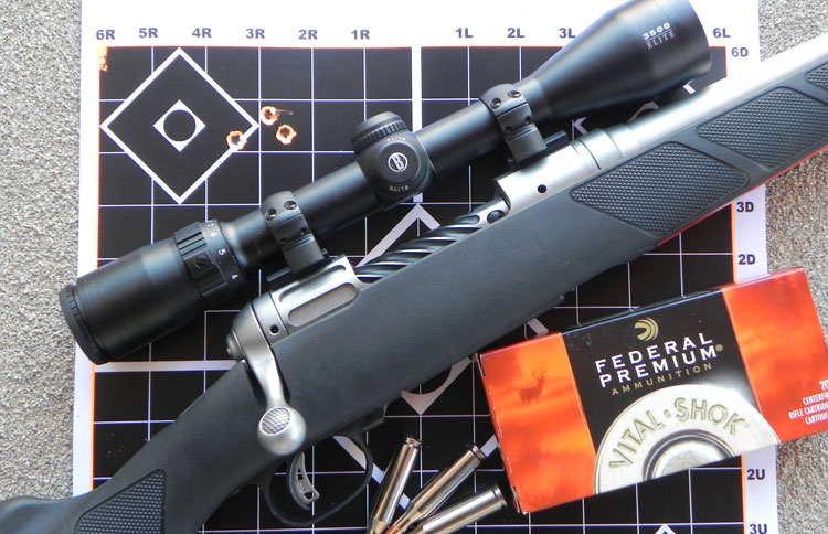 Review: Savage Model 16 Lightweight Hunter   Grand View Outdoors
