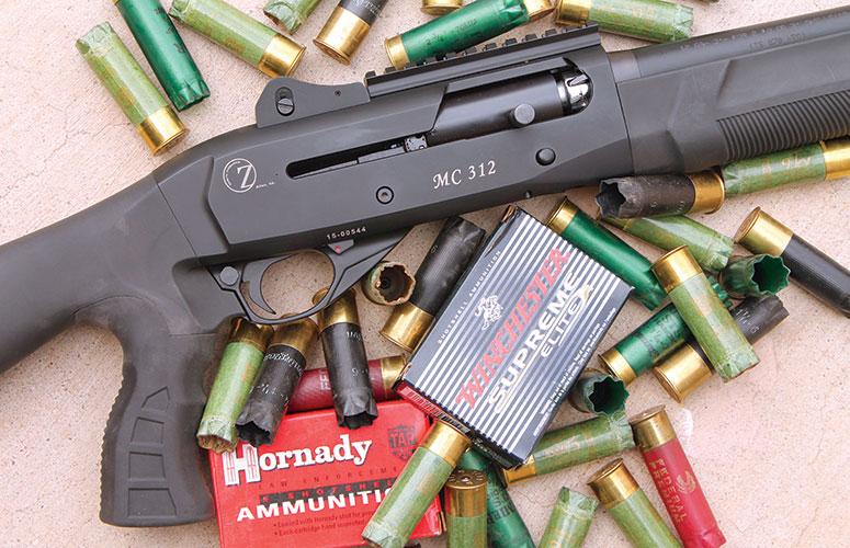 Gun Review: Zenith MC 312 Tactical | Grand View Outdoors