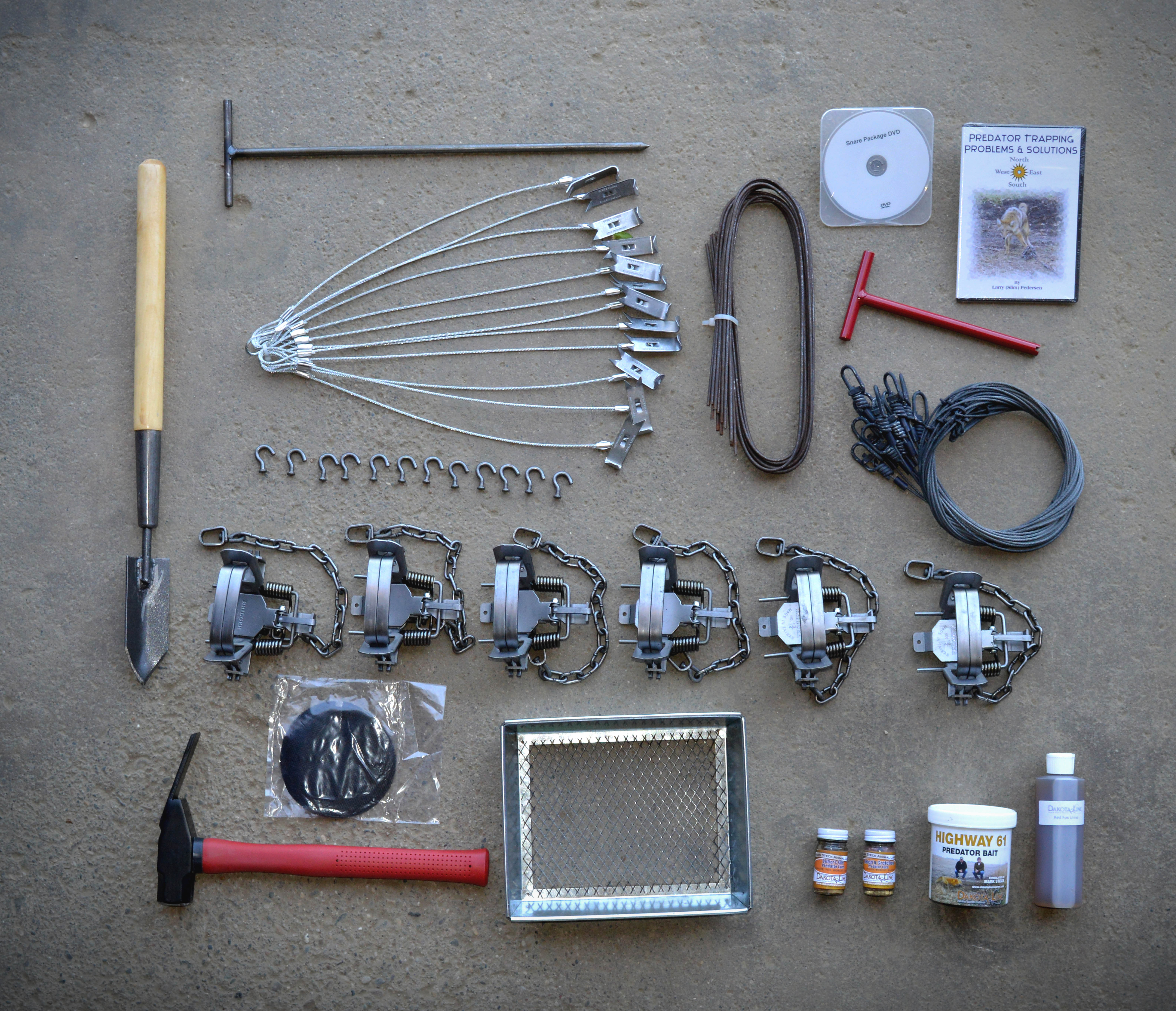 An All In One Trapping Kit To Get You Started Grand View Outdoors