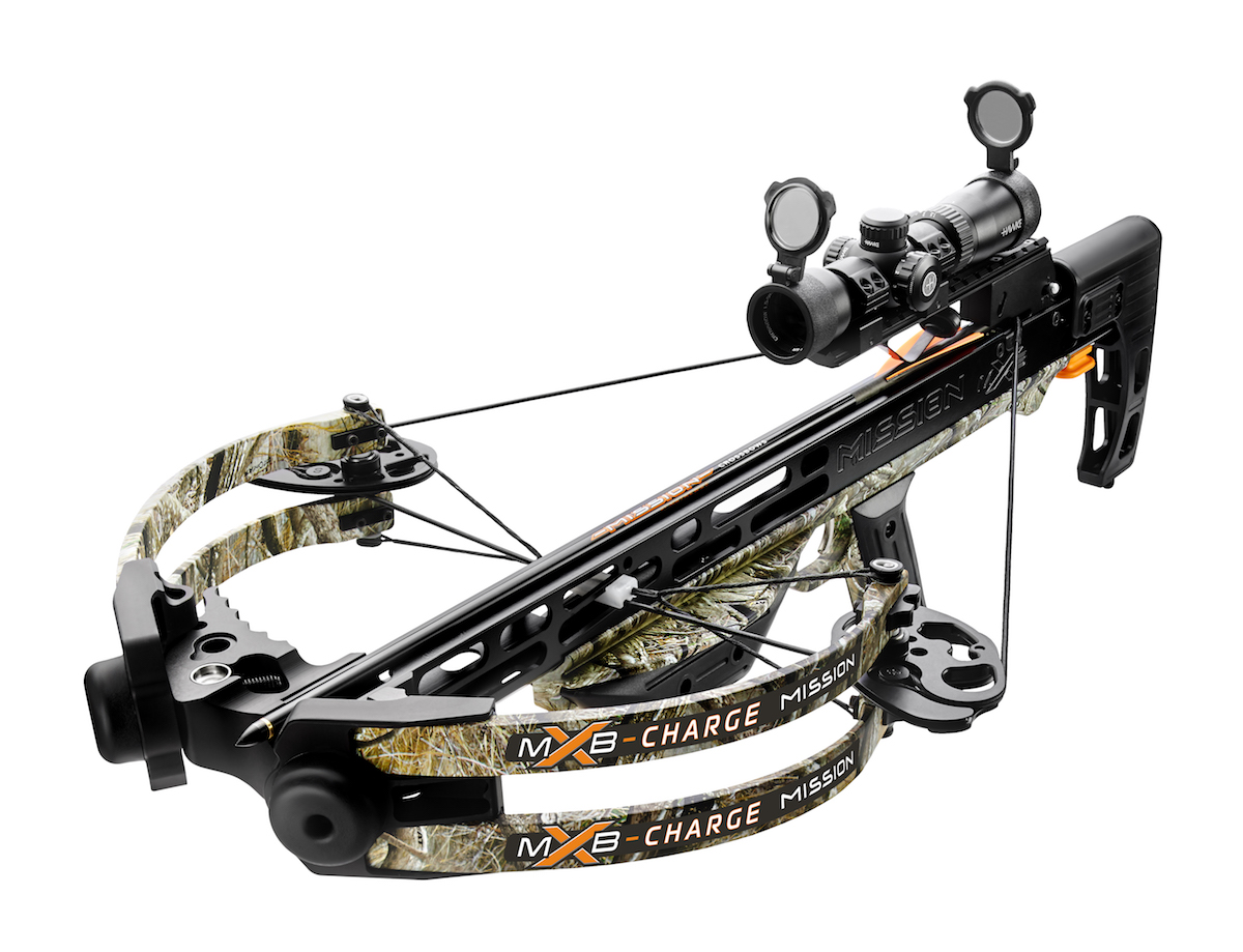 Review: Mission Archery's MXB Charge | Grand View Outdoors