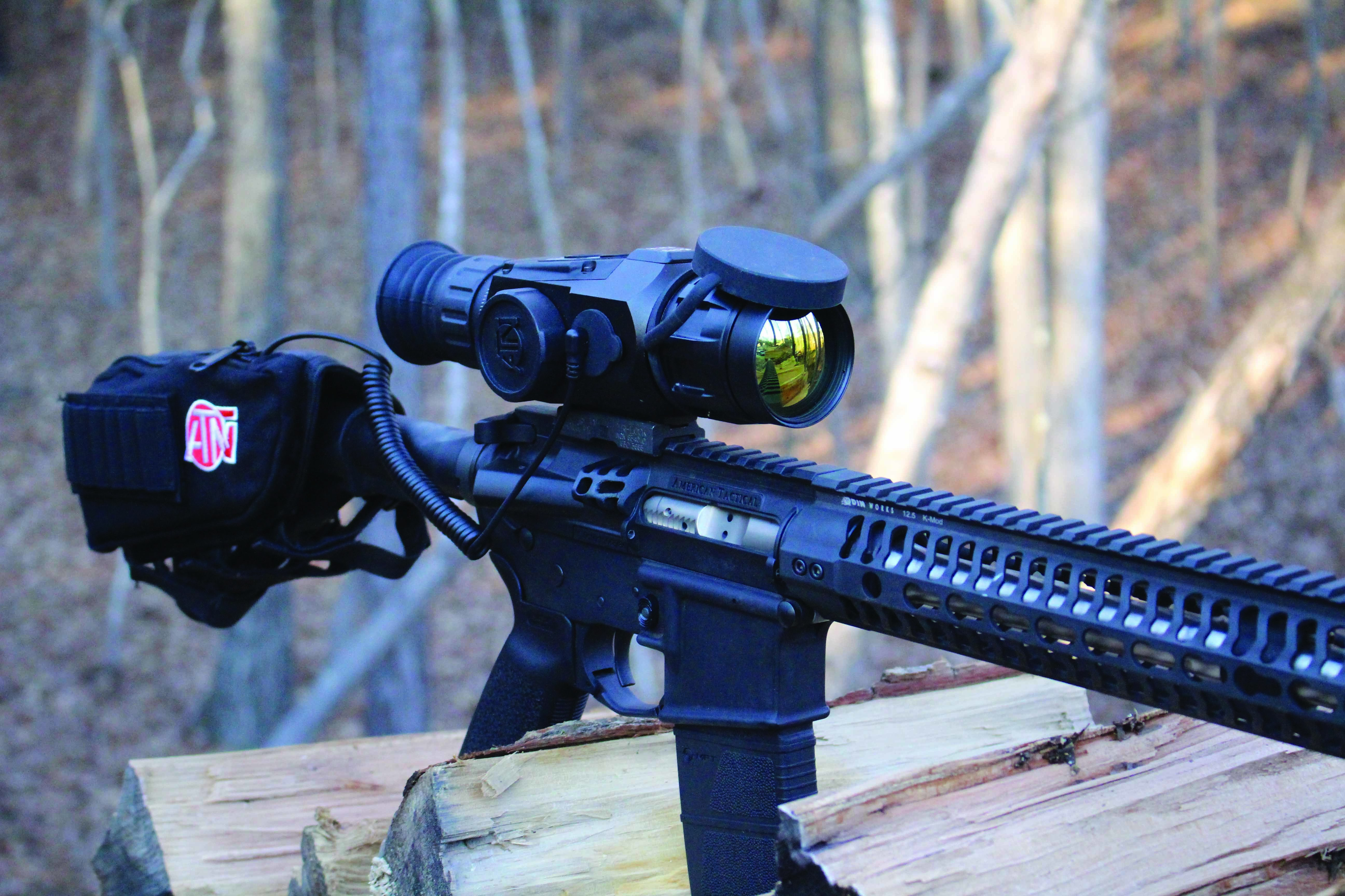 How to Choose Between Night Vision Or Thermal… | Grand View