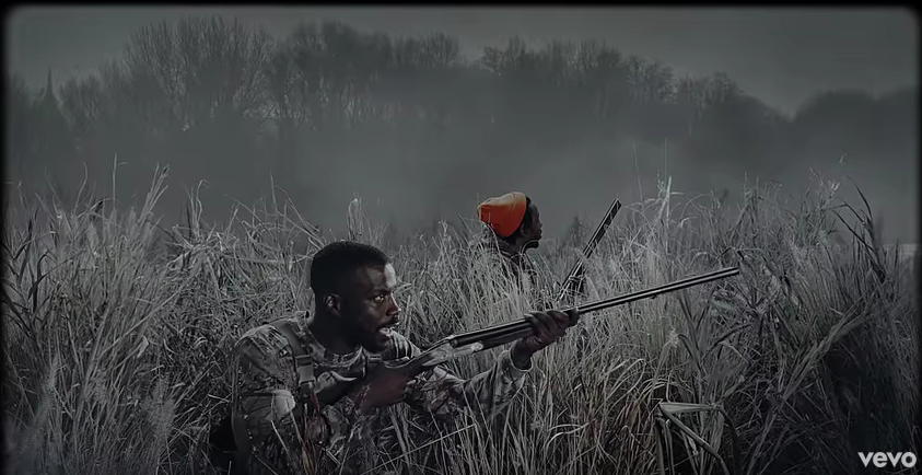 duck hunting music video