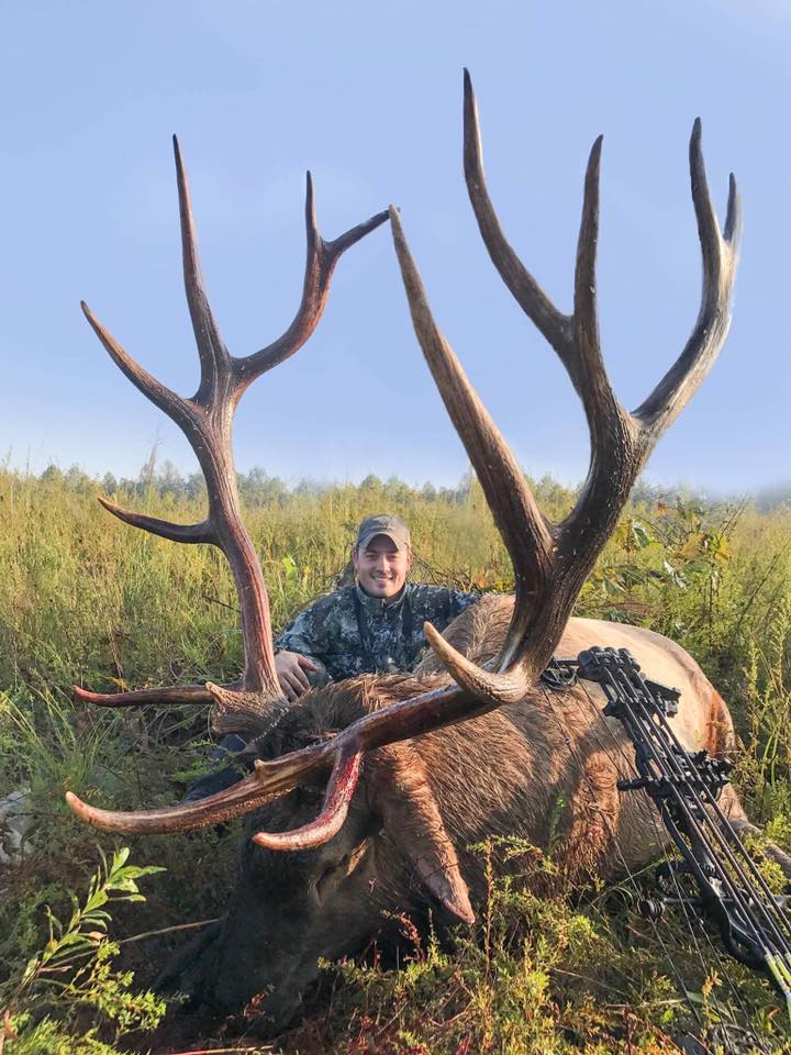 Fair-Chase 400-Inch Bull Elk — In Kentucky? | Grand View