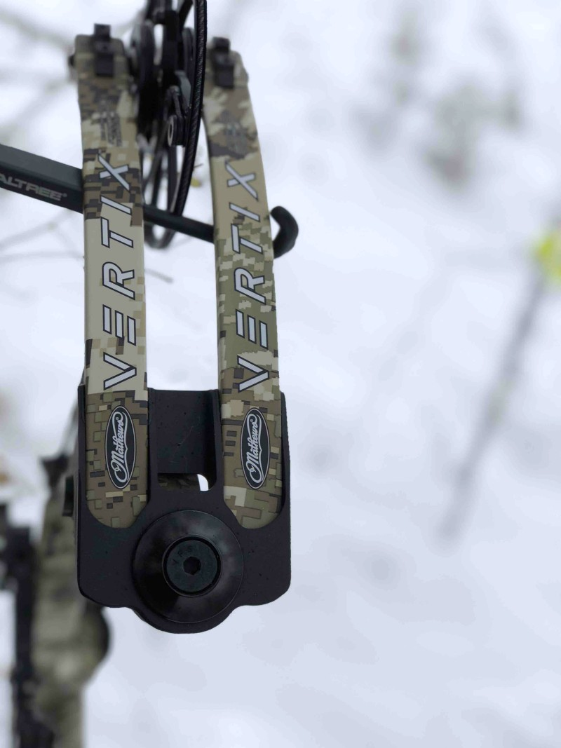 New Bow Review: 2019 Mathews VERTIX | Grand View Outdoors